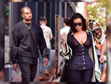 """Kanye West se compara a Stephen Hawking e diz que Kim Kardashian é a """"Maria Antonieta moderna"""""""