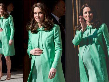 Kate Middleton dispensa ajuda extra em sua preparação para a chegada de mais um herdeiro