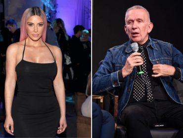 Prestes a ser lançado, novo perfume de Kim Kardashian está na mira de Jean Paul Gaultier