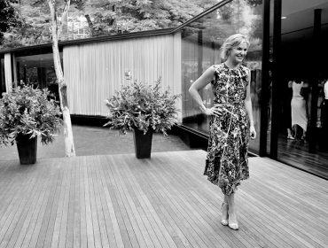 Mariana Berenguer comemorou seu aniversário na Casa Jereissati, em São Paulo