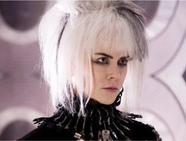 Nicole Kidman é rainha alien em filme feito sob medida para o público mais jovem