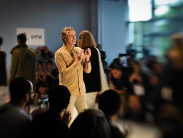 Osklen desfilou manifesto ASAP com posicionamento de moda sustentável cada vez mais forte