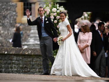 Mais um! Imprensa britânica afirma que Pippa Middleton, irmã de Kate, está grávida
