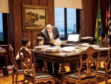 Geraldo Alckmin se lança na corrida presidencial e fala com exclusividade com a revista PODER