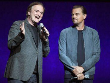 Quentin Tarantino promete fazer história em filme com Leo DiCaprio e Brad Pitt. Mea culpa?