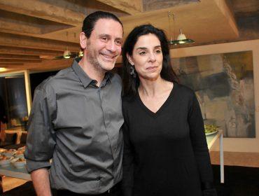 O jantar de Raquel e Roberto Davidowicz em torno de Emma Kathleen Hepburn Ferrer
