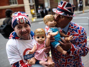 Novo bebê real causará impacto financeiro de pelo menos R$ 284 milhões em um ano no Reino Unido