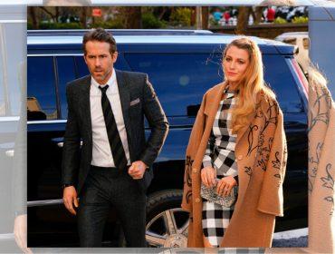 """Ryan Reynolds sobre suposta crise no casamento com Blake Lively: """"Quem me dera…"""""""