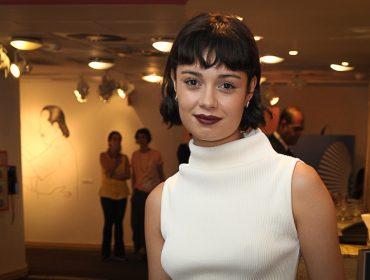 Sophie Charlotte surge em festival de cinema em SP com novo visual