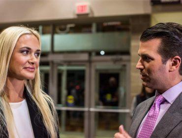Vanessa Trump pediu divórcio meses depois de sua mãe embolsar bolada com venda de ações