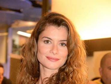 """Alinne Moraes, militância política: """"Meu marido me ensina muito"""" e """"isso não prejudica meu trabalho"""""""