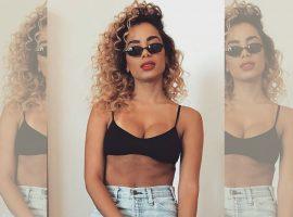 Beleza com safadeza: aprenda a reproduzir o look bem cacheado de Anitta