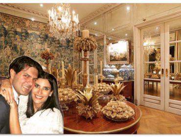 Duda Derani se casou neste final de semana comLeonardo Ward Cruz