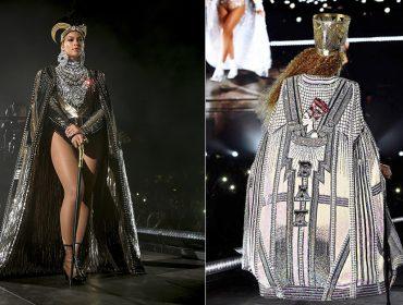 Glamurama entrega as curiosidades dos figurinos épicos usados por Beyoncé no Coachella