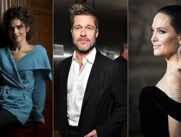 Angelina Jolie X Neri Oxman: Brad Pitt elege quem é a mais sexy e causa fúria…