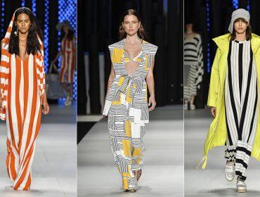 Grafismo domina a temporada de verão 2019 da semana de moda mineira