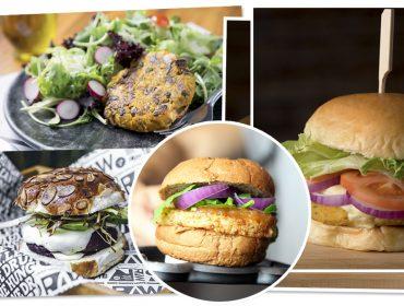 Um guia com burgers vegetarianos e suculentos para aproveitar já!