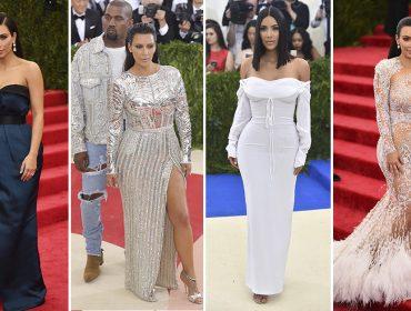 Detox! Kim Kardashian decide fechar a boca para arrasar no Met Gala 2018. Vem saber!