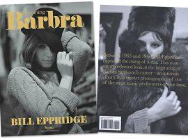 Fotos inéditas do início da carreira de Barbra Streisand são reunidas em novo livro