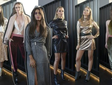 Alaphia apresentou nova coleção de inverno no desfile da Thelure de Stella Jacintho
