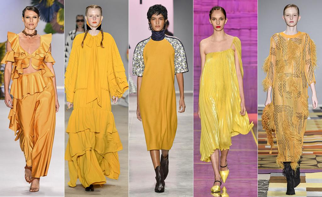 99bb0ecc55 Saiba tudo sobre a cor mais quente de 2018  o amarelo iluminou a ...