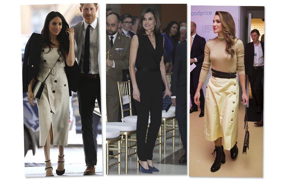 ce4038c75 Chegada de Meghan Markle à realeza tem efeito fashion poderoso. Entenda! –  Moda – Glamurama