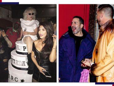 """Debbie Harry canta """"Happy Birthday"""" em festa surpresa para Marc Jacobs"""