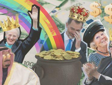 Herança real: quem são os membros das realezas mais ricos do mundo?