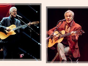 Personal stylists de Chico e Caetano entregam estilos e gostos dos cantores na hora de subir ao palco