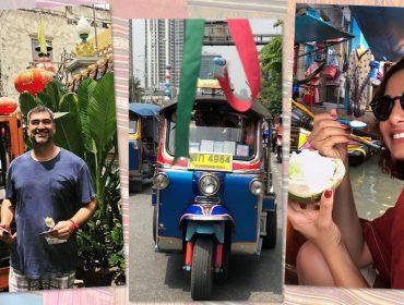 Vem ver como Zeca Camargo e sua trupe de amigos estão curtindo temporada de celebração na Tailândia