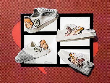 Desejo do Dia: sneakers Prada com um pé no minimalismo e outro na diversão