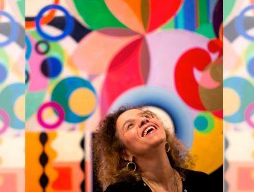"""Beatriz Milhazes inaugura exposição """"Rio Azul"""" na White Cube em Londres"""