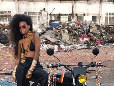 Julia Gastin aposta em coleção livre de excessos e com pegada urbana