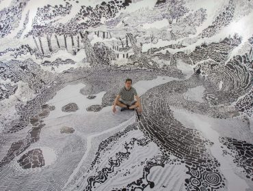 Por dentro da nova exposição de Oscar Oiwa, em cartaz a partir desta terça na Japan House