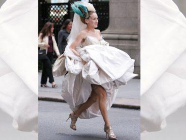Essa é paras as noivinhas fãs de Sarah Jessica Parker: a eterna Carrie Bradshaw lança coleção para subir ao altar