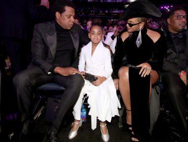 Blue Ivy, filha de Beyoncé, tem um stylist só para cuidar de seus looks