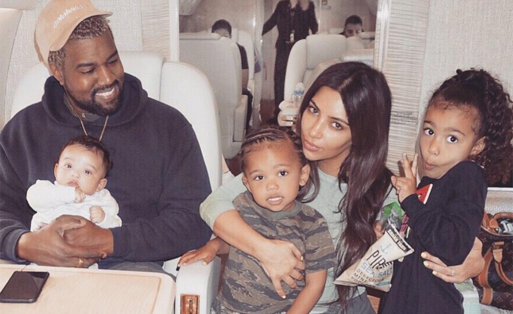 Kanye West expressa seu amor por Trump ao público