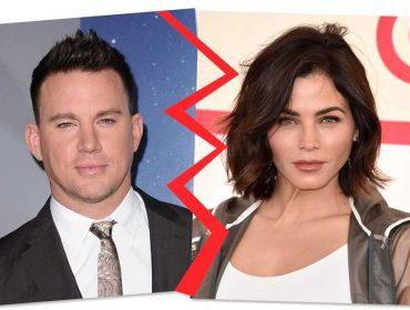 Channing Tatum e Jenna Dewan Have terminam casamento com juras de amor eterno. Oi?