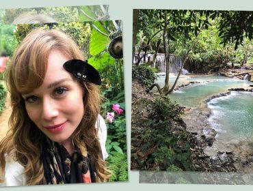 Imersão espiritual de Mariana Ximenes entre a Tailândia e o Laos em fotos…