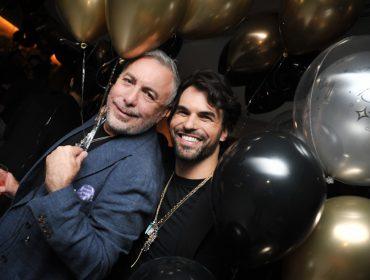 Sig Bergamin ganhou festa de aniversário na suíte presidencial do hotel Unique