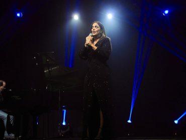 Ivete Sangalo embalou os 90 anos da Kopenhagen com show no 033 Rooftop