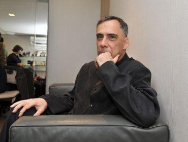 """Arnaldo Antunes agitou o lançamento da coleção  """"Vida em Família"""" da Breton"""