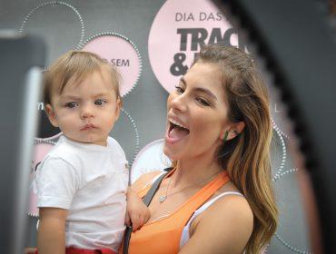 Track&Field armou dia de atividades mil para comemorar o dia das mães