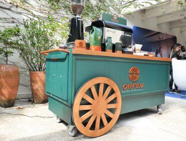 Café Orfeu dá dose extra de energia ao piquenique Glamurama de Dia das Mães
