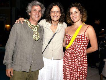 """Apresentação do projeto """"GaiaMotherTree"""" do artista plástico Ernesto Neto junta turma das artes no Rio"""