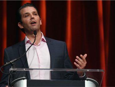"""Primogênito de Trump, Don Jr. negocia livro do tipo """"conta tudo"""" com editoras americanas"""