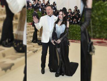 Elon Musk assume namoro com Grimes no Met Gala e assina o look da amada. Entenda!