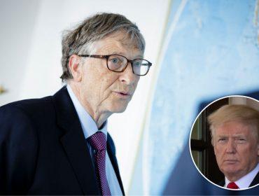 Bill Gates recusou convite de Trump para se tornar assessor de ciência e tecnologia da Casa Branca