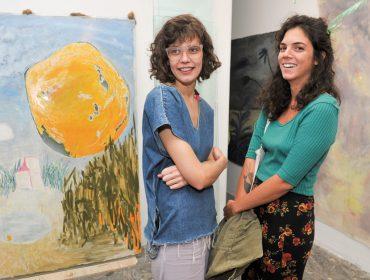 Artistas se reuniram em torno da 11ª edição do projeto Ateliê Aberto em São Paulo