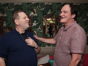 Tarantino leva calote de US$ 4,6 mi de Harvey Weinstein e já sabe que não terá a grana de volta…